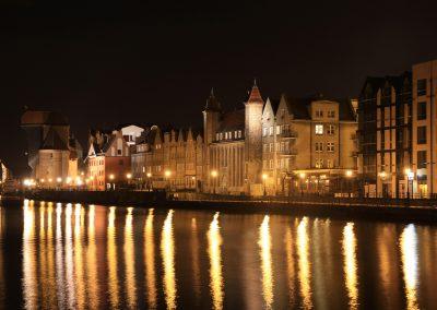 Gdansk pobrzeze Motlawy